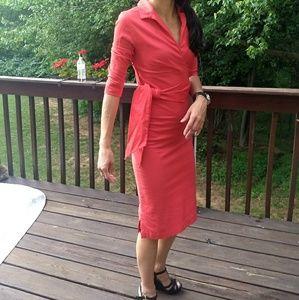 eva franco dress size 4, but fits like 0 or 2